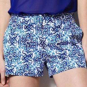 Milly For Design Nation shorts
